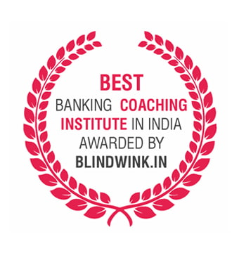 Best Institute Award by BLINDWINK.IN