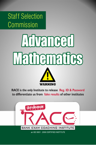 RACE Coaching Institute Materials & Handouts