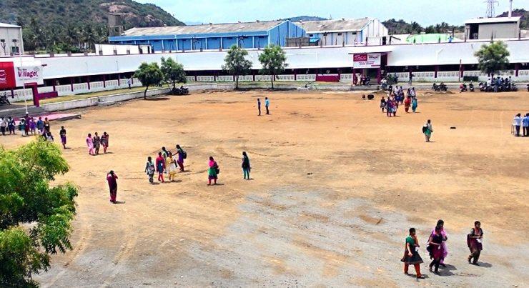 RACE Institute Practice Village - Eagle eye view