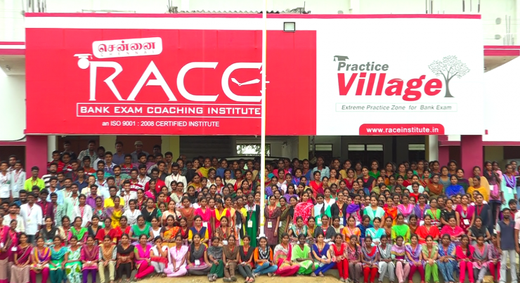 race-practice-village-salem-students-2016-17 - INDIA'S BEST BANK AND SSC EXAM COACHING INSTITUTE
