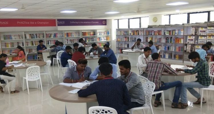 CHENNAI RACE COACHING INSTITUTE PVT LTD - BENGALURU BRANCH - LIBRARY-min THE BEST BANK AND SSC EXAM COACHING INSTITUTE IN INDIA