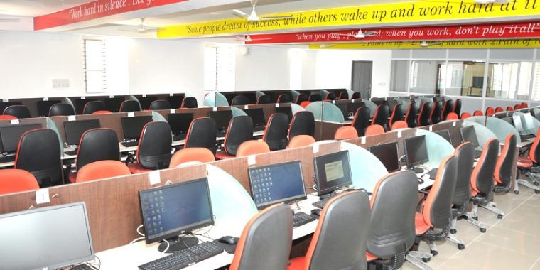 RACE BANK AND SSC EXAM COACHING INSTITUTE - ERODE BRANCH - COMPUTER LAB 2 - THE BEST INSTITUTE IN INDIA