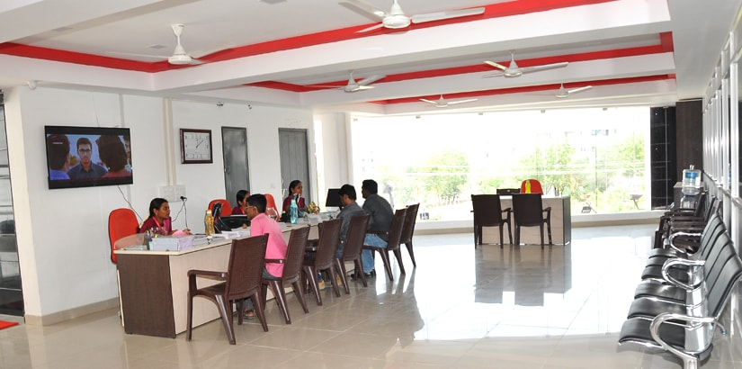 RACE BANK AND SSC EXAM COACHING INSTITUTE - ERODE BRANCH - FRONT OFFICE - THE BEST INSTITUTE