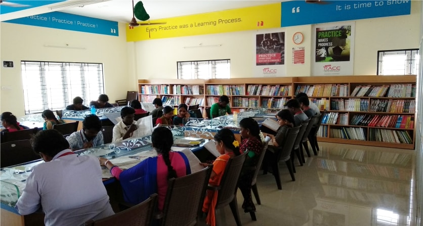 RACE INSTITUTE THANJAVUR BRANCH LIBRARY - TANJORE ADDRESS 2