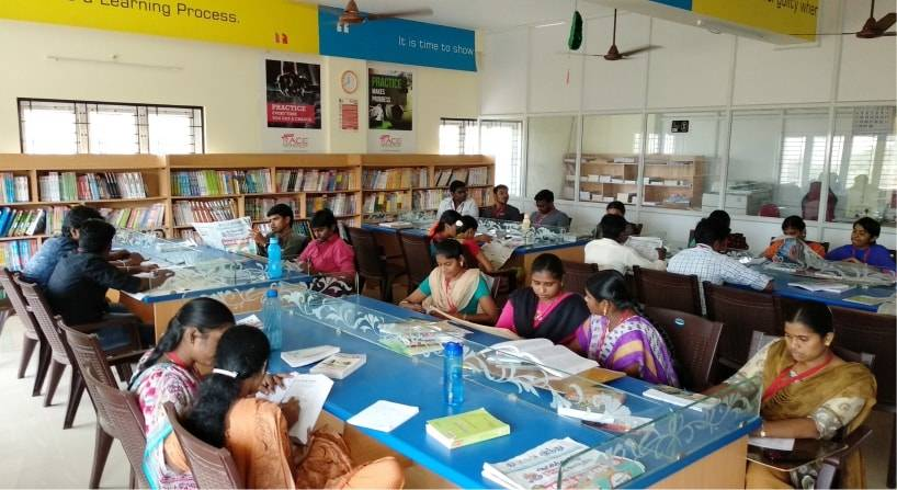RACE INSTITUTE THANJAVUR BRANCH LIBRARY - TANJORE ADDRESS