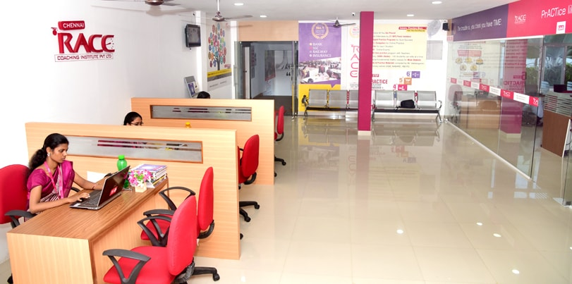 the best bank and ssc exam coaching institute in india - puducherry - reception and front office