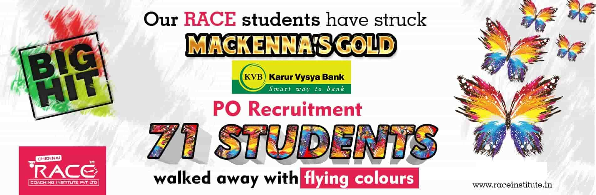 chennai race institute best coaching institute for bank po ssc ibps exams