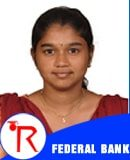 Federal Bank 2017 Officers from Chennai RACE Institute - Successful students