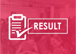 CHENNAI RACE INSTITUTE RESULTS