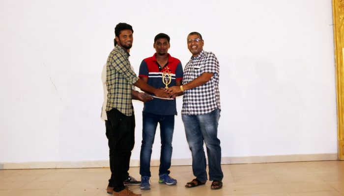 Best Initiative award FOR RACE Institute Youtube channel-min