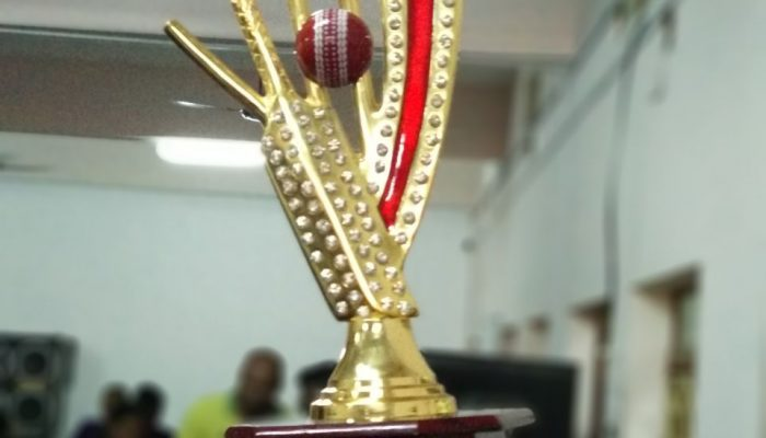 Cricket Champion 2017 - RACE Coimbatore branch Award-min