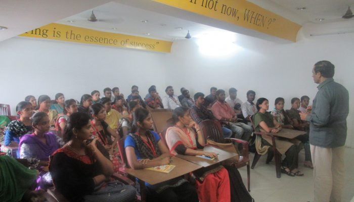 SPECIAL BANKING AWARENESS SESSION BY VEERARAGHAVAN EX RBI OFFICER