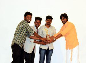 Sagalagalavalavargal Award to Naresh, Jackson - Youtube channel