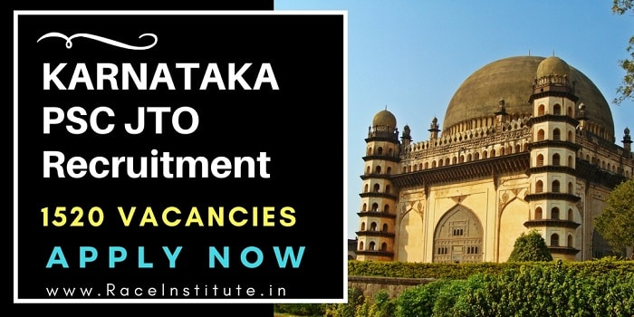 KARNATAKA PSC RECRUITMENT 2018-race institute psc coaching classes