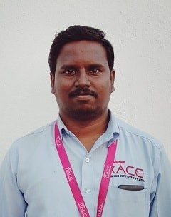 RACE INSTITUTE FACULTY - RAJARAJAN - THANJAVUR