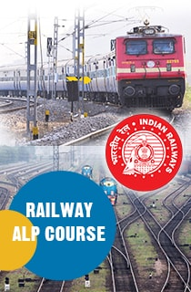 RAILWAY ASSISTANT LOCO PILOT COURSE - RRB ALP RACE INSTITUTE - CRACK RAILWAY ALP 2018 - RRB LOCO PILOT