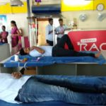 BLOOD DONATION CAMP IN CHENNAI RACE COACHING INSTITUTE CHENNAI BRANCH 2018 (2)