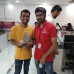 MASTERMIND QUIZ WINNER - TRIVANDRUM RACE INSTITUTE 2
