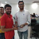 MASTERMIND QUIZ WINNER - TRIVANDRUM RACE INSTITUTE 1