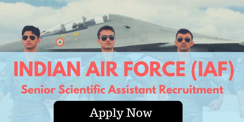 INDIAN AIR FORCE (IAF) recruitment notification race institute