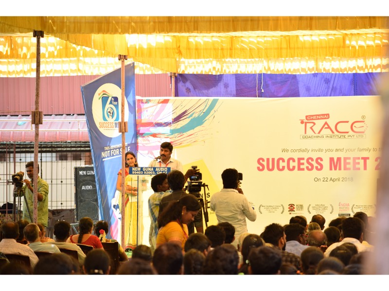 RACE INSTITUTE - BANK SSC RAILWAY IBPS SBI CGL CHSL TNPSC KPSC EXAM COACHING - SUCCESS MEET 2018 (14)