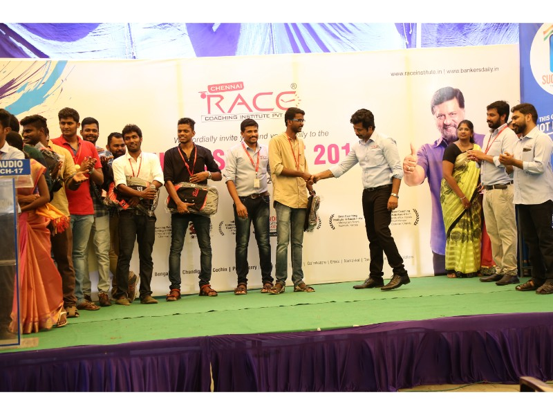 RACE INSTITUTE - BANK SSC RAILWAY IBPS SBI CGL CHSL TNPSC KPSC EXAM COACHING - SUCCESS MEET 2018 (15)