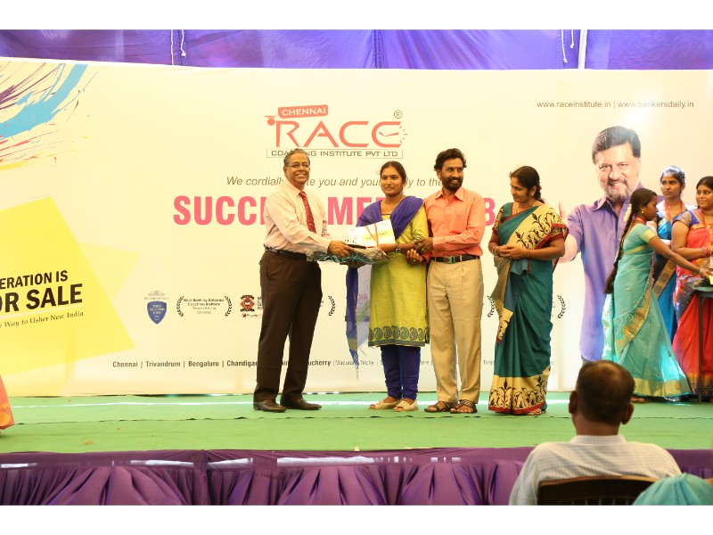RACE INSTITUTE - BANK SSC RAILWAY IBPS SBI CGL CHSL TNPSC KPSC EXAM COACHING - SUCCESS MEET 2018 (30)