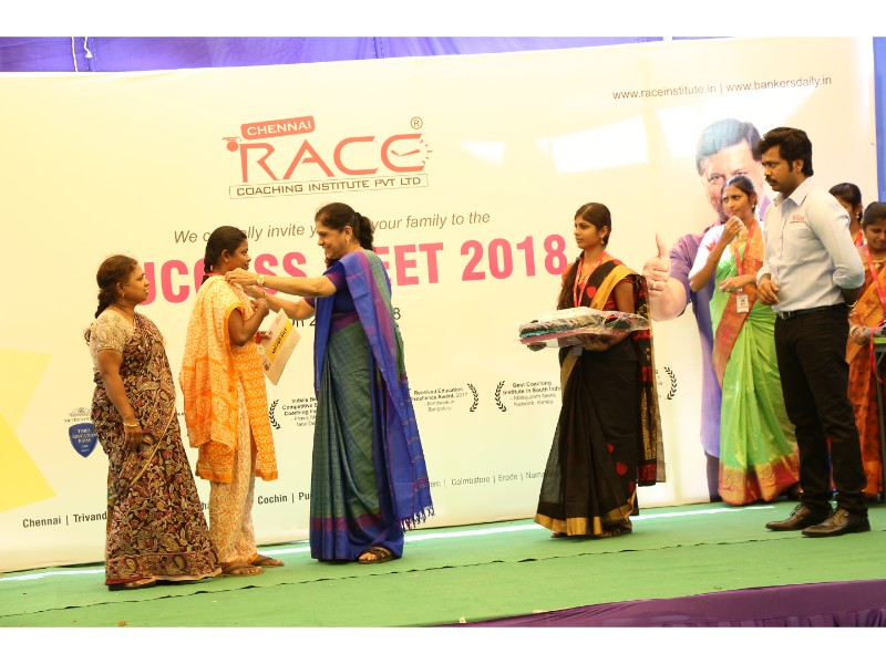 RACE INSTITUTE - BANK SSC RAILWAY IBPS SBI CGL CHSL TNPSC KPSC EXAM COACHING - SUCCESS MEET 2018 (31)