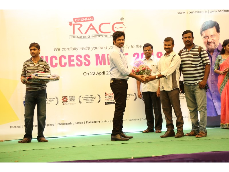 RACE INSTITUTE - BANK SSC RAILWAY IBPS SBI CGL CHSL TNPSC KPSC EXAM COACHING - SUCCESS MEET 2018 (36)