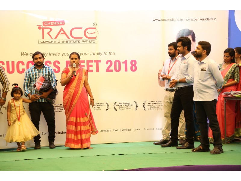RACE INSTITUTE - BANK SSC RAILWAY IBPS SBI CGL CHSL TNPSC KPSC EXAM COACHING - SUCCESS MEET 2018 (38)