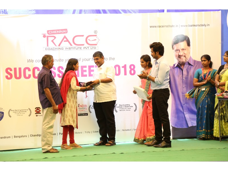 RACE INSTITUTE - BANK SSC RAILWAY IBPS SBI CGL CHSL TNPSC KPSC EXAM COACHING - SUCCESS MEET 2018 (39)