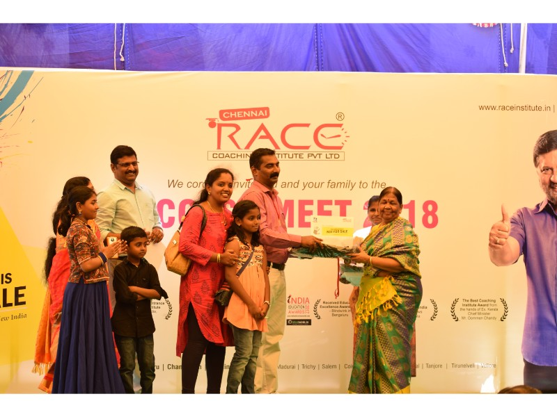 RACE INSTITUTE - BANK SSC RAILWAY IBPS SBI CGL CHSL TNPSC KPSC EXAM COACHING - SUCCESS MEET 2018 (40)