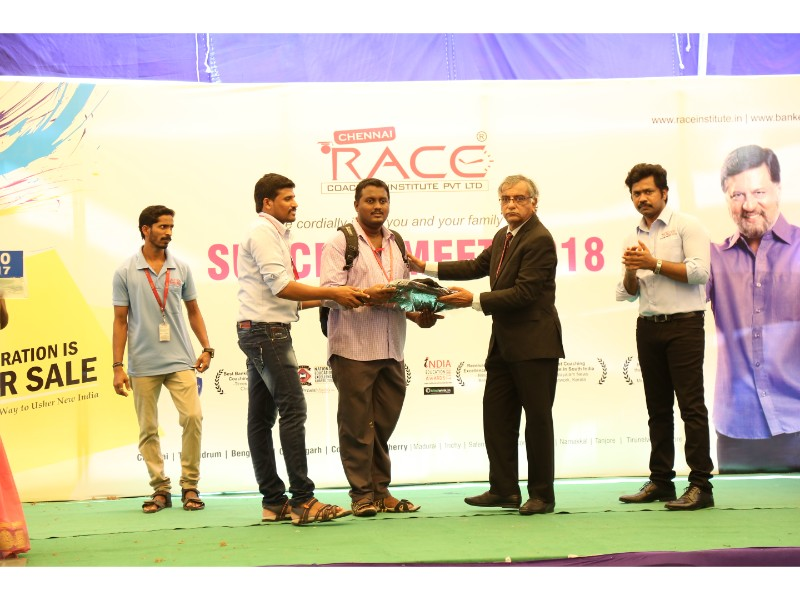 RACE INSTITUTE - BANK SSC RAILWAY IBPS SBI CGL CHSL TNPSC KPSC EXAM COACHING - SUCCESS MEET 2018 (45)