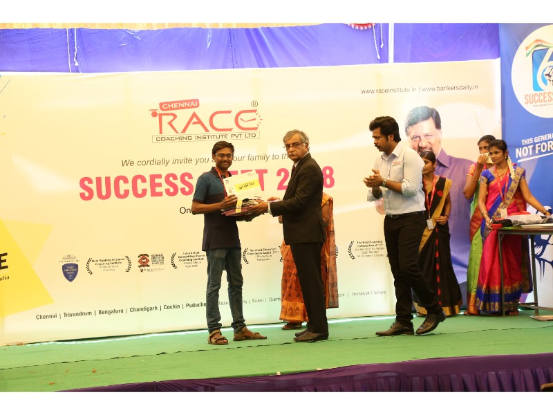 RACE INSTITUTE - BANK SSC RAILWAY IBPS SBI CGL CHSL TNPSC KPSC EXAM COACHING - SUCCESS MEET 2018 (48)