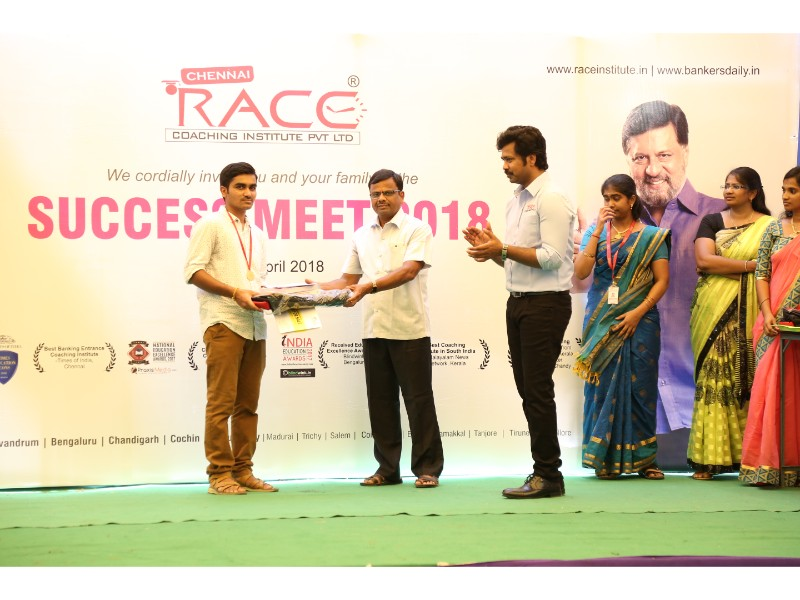 RACE INSTITUTE - BANK SSC RAILWAY IBPS SBI CGL CHSL TNPSC KPSC EXAM COACHING - SUCCESS MEET 2018 (49)