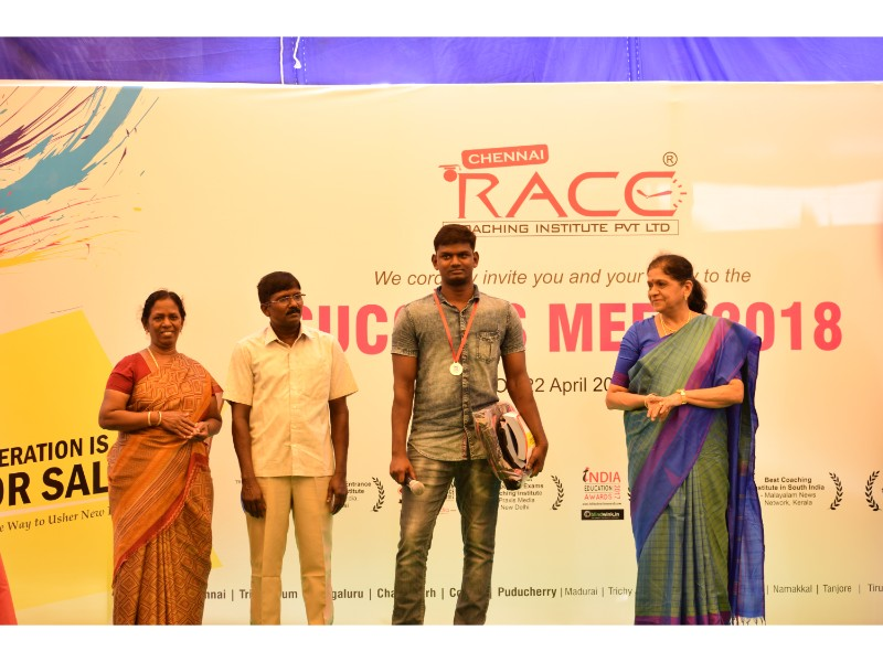 RACE INSTITUTE - BANK SSC RAILWAY IBPS SBI CGL CHSL TNPSC KPSC EXAM COACHING - SUCCESS MEET 2018 (52)