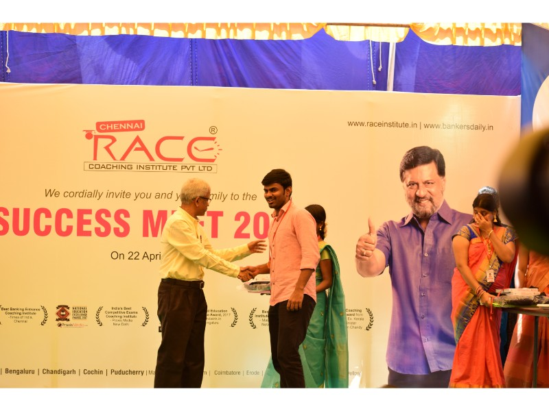 RACE INSTITUTE - BANK SSC RAILWAY IBPS SBI CGL CHSL TNPSC KPSC EXAM COACHING - SUCCESS MEET 2018 (60)