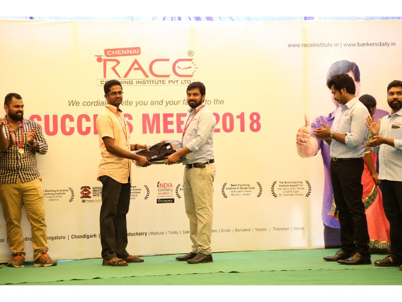 RACE INSTITUTE - BANK SSC RAILWAY IBPS SBI CGL CHSL TNPSC KPSC EXAM COACHING - SUCCESS MEET 2018 (64)