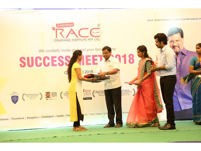 RACE INSTITUTE - BANK SSC RAILWAY IBPS SBI CGL CHSL TNPSC KPSC EXAM COACHING - SUCCESS MEET 2018 (68)