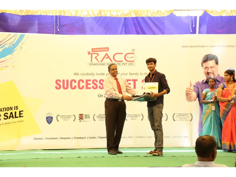 RACE INSTITUTE - BANK SSC RAILWAY IBPS SBI CGL CHSL TNPSC KPSC EXAM COACHING - SUCCESS MEET 2018 (69)