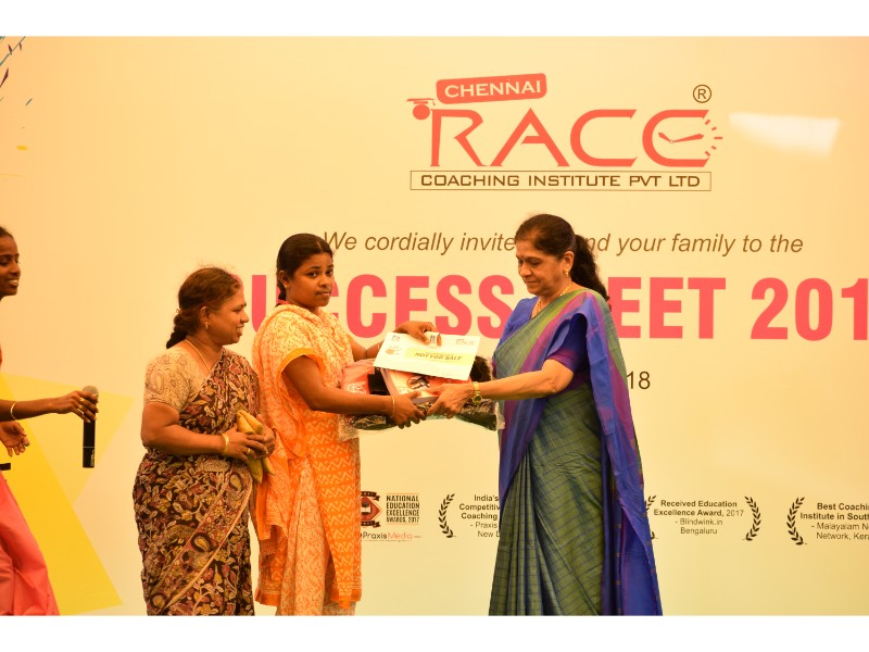 RACE INSTITUTE - BANK SSC RAILWAY IBPS SBI CGL CHSL TNPSC KPSC EXAM COACHING - SUCCESS MEET 2018 (71)