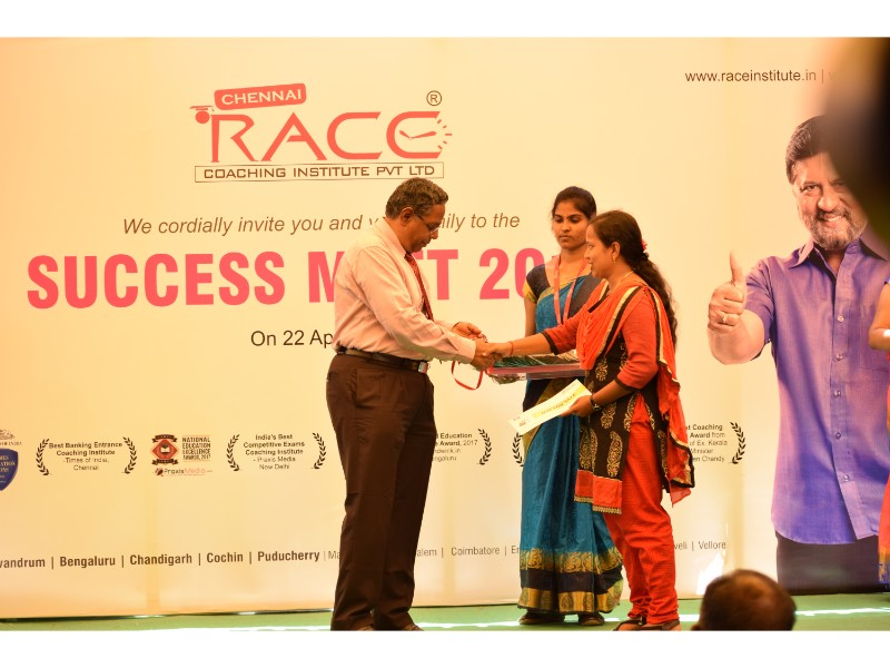 RACE INSTITUTE - BANK SSC RAILWAY IBPS SBI CGL CHSL TNPSC KPSC EXAM COACHING - SUCCESS MEET 2018 (72)