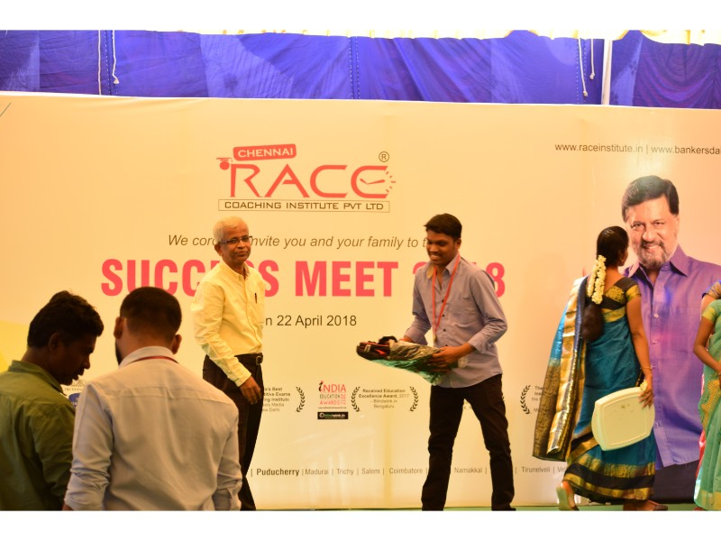 RACE INSTITUTE - BANK SSC RAILWAY IBPS SBI CGL CHSL TNPSC KPSC EXAM COACHING - SUCCESS MEET 2018 (73)
