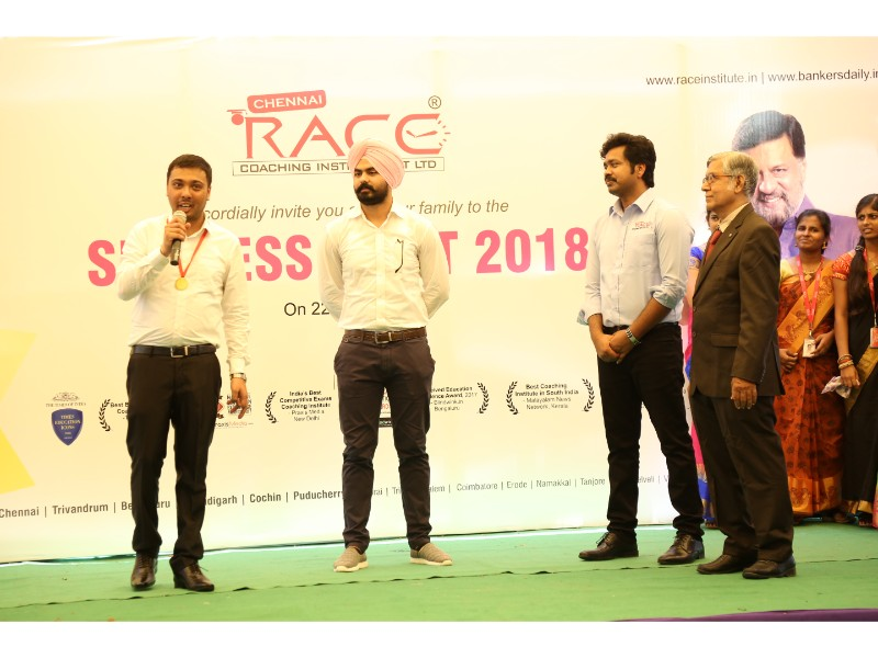 RACE INSTITUTE - BANK SSC RAILWAY IBPS SBI CGL CHSL TNPSC KPSC EXAM COACHING - SUCCESS MEET 2018 (75)