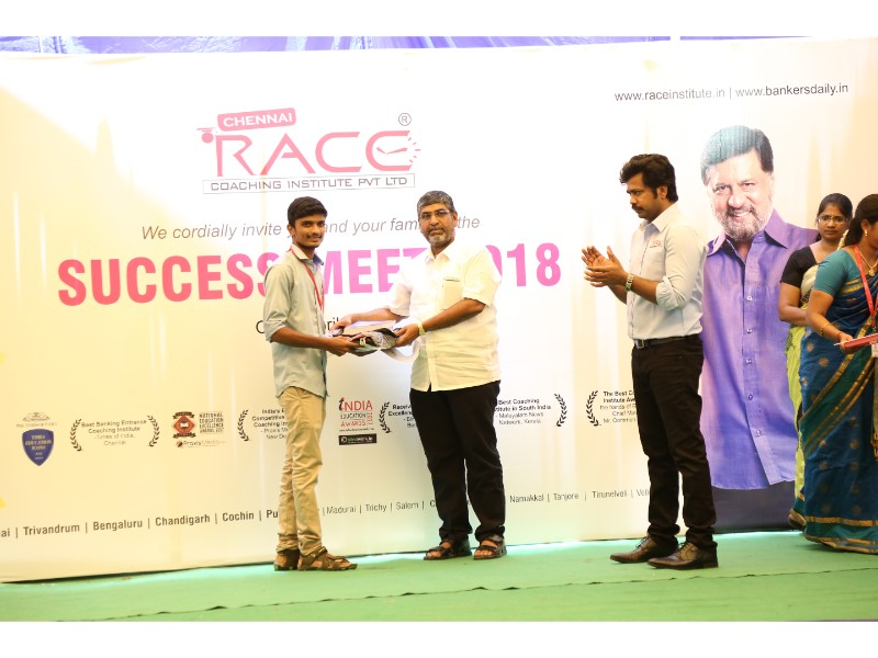 RACE INSTITUTE - BANK SSC RAILWAY IBPS SBI CGL CHSL TNPSC KPSC EXAM COACHING - SUCCESS MEET 2018 (76)