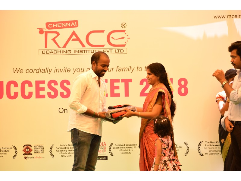 RACE INSTITUTE - BANK SSC RAILWAY IBPS SBI CGL CHSL TNPSC KPSC EXAM COACHING - SUCCESS MEET 2018 (78)