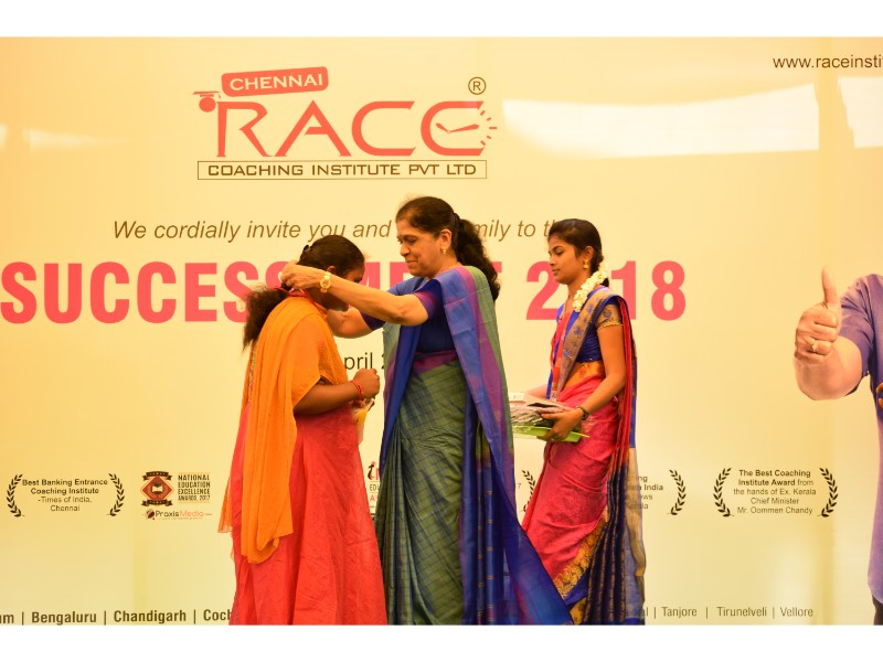 RACE INSTITUTE - BANK SSC RAILWAY IBPS SBI CGL CHSL TNPSC KPSC EXAM COACHING - SUCCESS MEET 2018 (79)