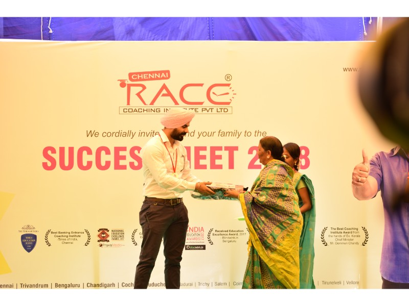 RACE INSTITUTE - BANK SSC RAILWAY IBPS SBI CGL CHSL TNPSC KPSC EXAM COACHING - SUCCESS MEET 2018 (81)