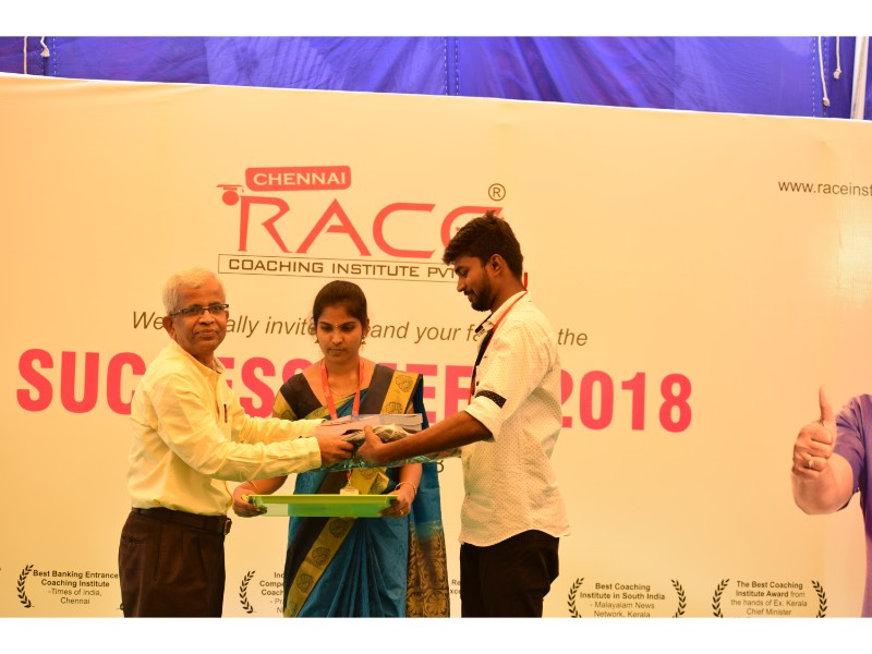 RACE INSTITUTE - BANK SSC RAILWAY IBPS SBI CGL CHSL TNPSC KPSC EXAM COACHING - SUCCESS MEET 2018 (87)
