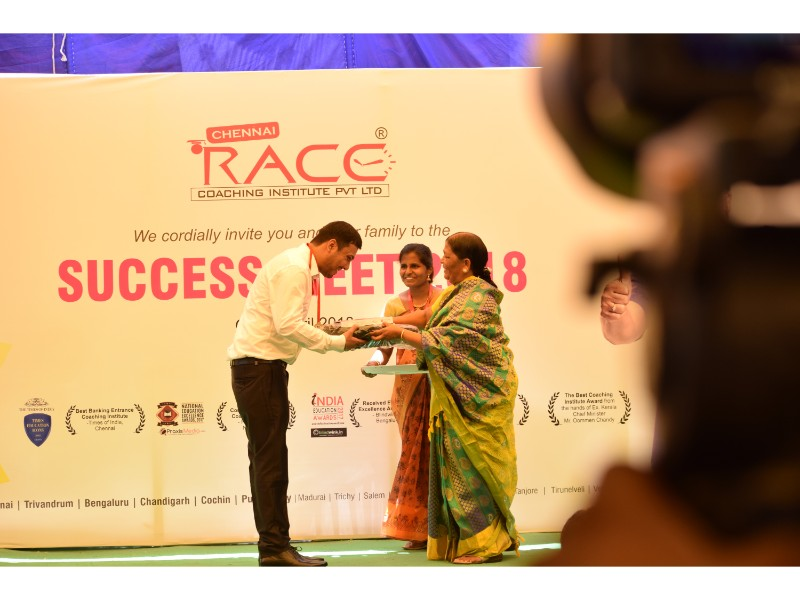 RACE INSTITUTE - BANK SSC RAILWAY IBPS SBI CGL CHSL TNPSC KPSC EXAM COACHING - SUCCESS MEET 2018 (88)